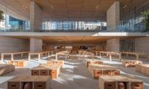 Apple Michigan Avenue od Foster + Partners