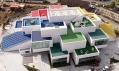 Lego House v dánském Billund od ateliéru BIG