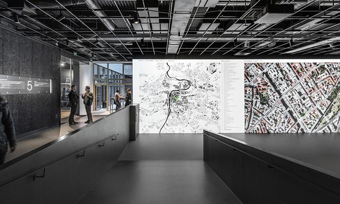 Praha otevřela Centrum architektury aměstského plánování