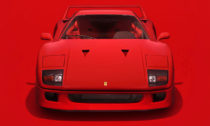Ukázka zvýstavy Ferrari: Under the Skin