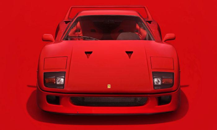 Ferrari slaví 70.výročí velkou výstavou vLondýně