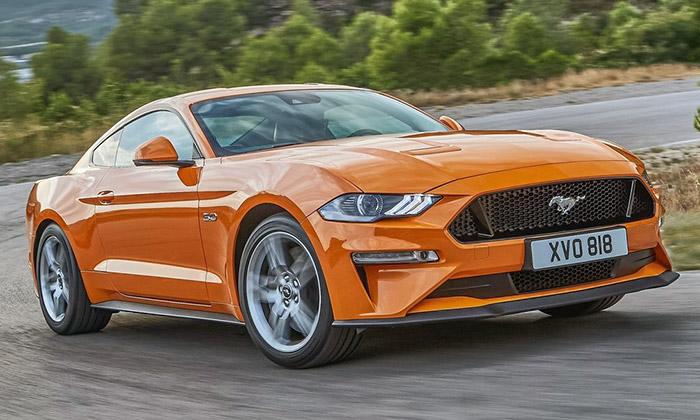 Ford Mustang dostal atletičtější design avyšší výkon
