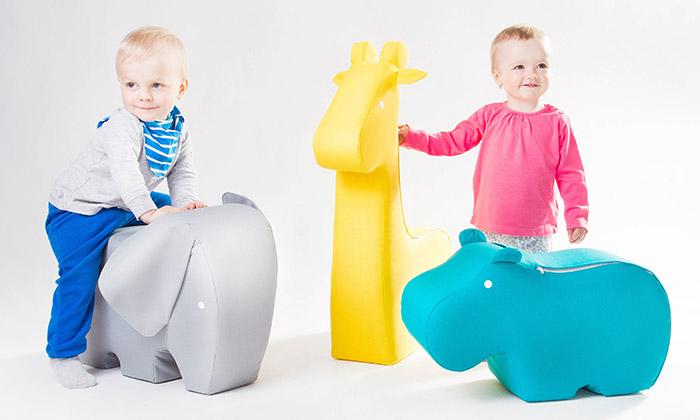 Česká značka TYOplanet uvádí tři hopsadla pro děti