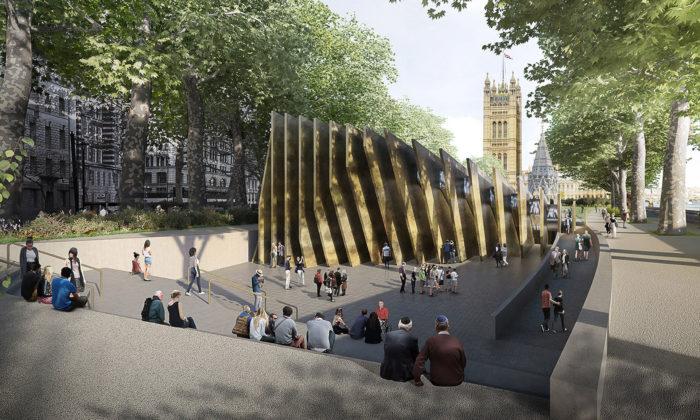 Londýn postaví památník holokaustu podle Rona Arada aDavida Adjaye