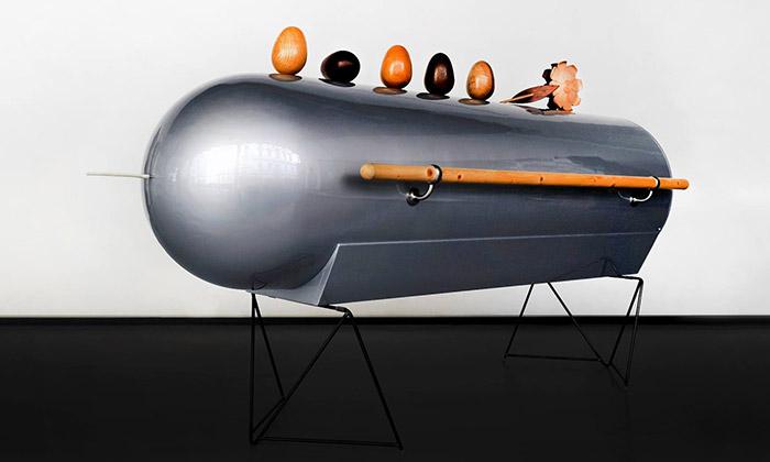 Ukázka z výstavy Mezera v designu aneb konec pohřebního pesimismu