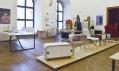 Výstava Nový (z)boží! v Brně, která je výstavou novminovaných na Národní cenu za studentský design 2017