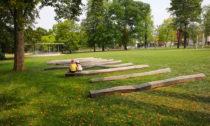 Revitalizace parku Komenského, Zlín
