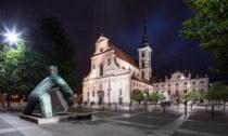 Moravské naměstí v Brně