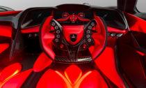 Sportovní vůz Intensa Emozione italské automobilky Apollo