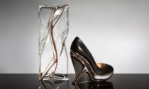 Charlotte Olympia akolekce bot akabelky odZaha Hadid Design