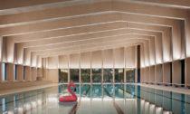 Plavecký bazén Freemen's School v Lodnýně