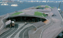 Farshid Moussavi: Yokohama International Passenger Terminal