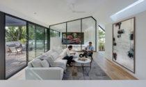 Autohaus v Austinu v Texasu od Matt Fajkus Architecture