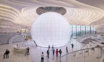 Tianjin Binhai Library odMVRDV