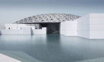 Jean Nouvel amuzeum Louvre Abu Dhabi
