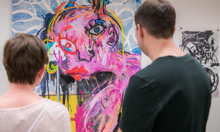 Prag Art Works vystavuje díla od30 českých izahraničních výtvarníků
