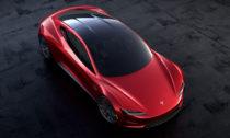 Tesla Roadster druhé generace