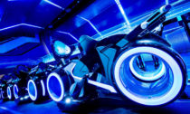 Tron Lightcycle Power Run od studia Grimshaw