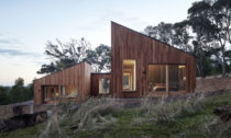 Two Halves House odMoloney Architects