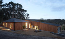 Two Halves House od Moloney Architects