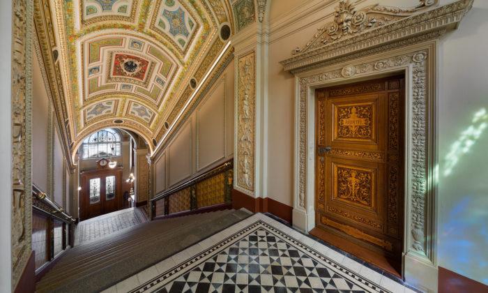Uměleckoprůmyslové museum vPraze sepotříleté rekonstrukci znovu otevře