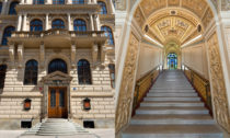Uměleckoprůmyslové museum v Praze po rekonstrukci dokončené v roce 2017
