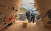 Islandský přístřešek Skýli od Utopia Arkitekter