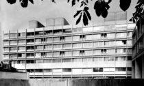 Budova velvyslanectví České republiky v Londýně od architektů Šrámka, Bočana a Štěpánského