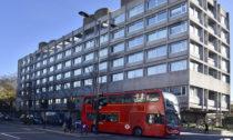 Budova Velvyslanectví České republiky v Londýně po rekonstrukci