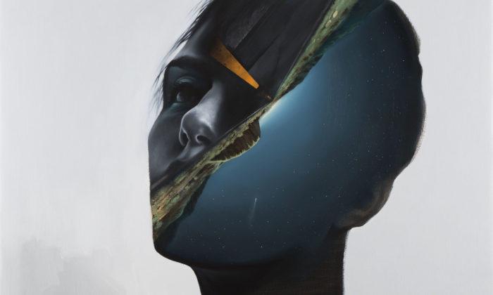 Jan Gemrot vystavuje vPraze fascinující hyperrealistické malby