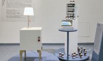 Pohled do expozice výstavy Příští krajina domova
