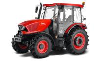 První sériový traktor Zetor Major snovým designem