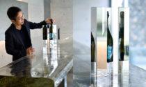 Tokujin Yoshioka a křišťálový coffret pro Dom Pérignon