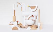 Nová kolekce dřevěných hraček odznačky Kutulu