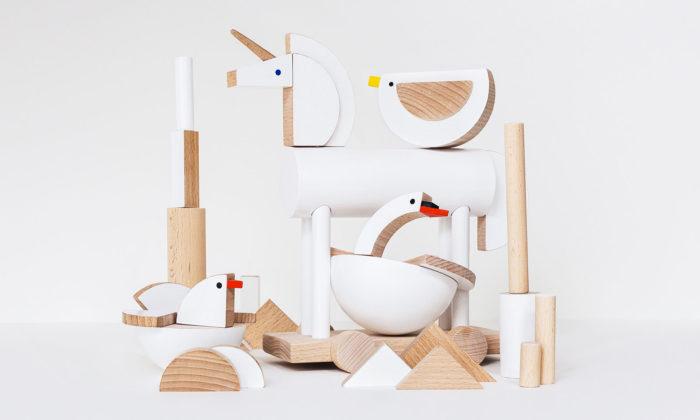 Kutulu představili kolekci dřevěných hraček inspirovanou mytologií