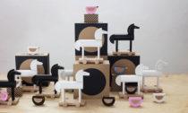 Nová kolekce dřevěných hraček od značky Kutulu