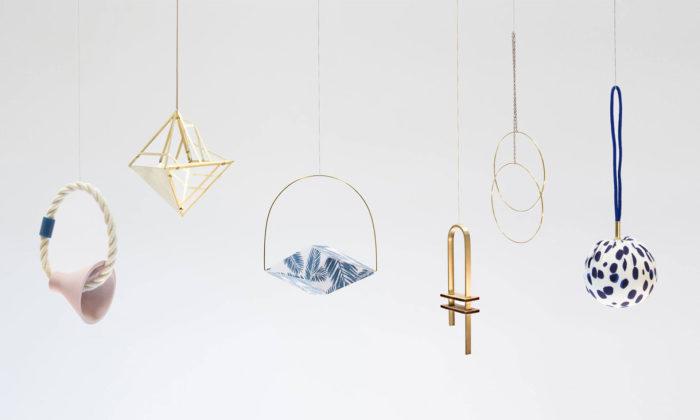 Sedm designérek navrhlo jemnou kolekci vánočních ozdob Edition Noël
