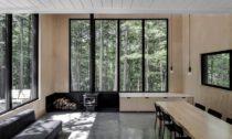 Grand-Pic Chalet v Austinu v Kanadě od Appareil Architecture