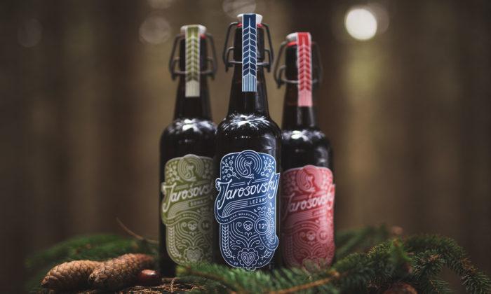 Jarošovské pivo získalo dvě ceny za design naWorld Beer Awards
