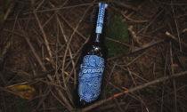 Láhve Jarošovského piovaru s etiketou od Little Greta