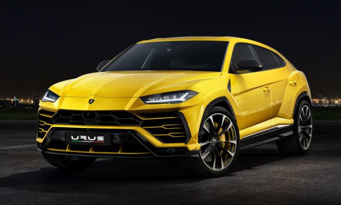 Lamborghini oficiálně představilo své první SUV jménem Urus