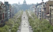 Václavské náměstí podle Jakuba Cíglera