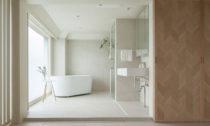Shibuya Apartment 402 od Hiroyuki Ogawa Architects