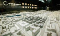 Ukázka z výstavy Smíchov City: Od nádraží k nové čtvrti