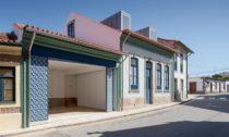Dům v portugalském městě Ovar po rekonstrukci