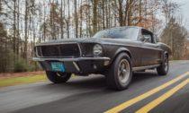 Ford Mustang Bullitt z roku 1968