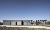 Garage M v Portugalsku od Paulo Martins