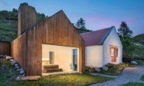 Lost Cottage najihozápadě Irska