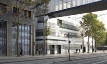 Ministerstvo obrany v Paříži od ateliéru ANMA