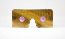 Nastassia Aleinikava ajejí třetí kolekce brýlí Utopie